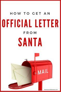 Dear Santa Letter Writing Kit And Printable  Dear Santa Santa