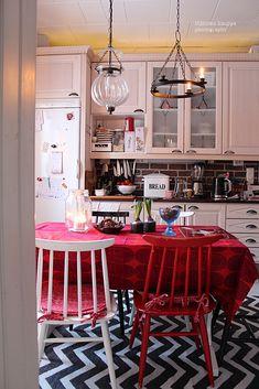 Loputonta remonttia vanhassa kaupassa, josta on tullut meidän koti. Table, Furniture, Home Decor, Decoration Home, Room Decor, Tables, Home Furnishings, Home Interior Design, Desk