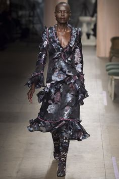 Erdem Fall 2016 Ready-to-Wear Collection Photos - Vogue
