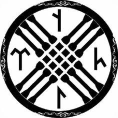Kadim Dilde Tengri (Tanrı-Allah) Kelimesi ve Sembolü - Türk Asya - Asian Turkish, Тюрки России Maori Tattoos, Maori Tattoo Frau, Maori Tattoo Designs, Tatoos, Esoteric Symbols, Ancient Alphabets, Protection Symbols, Epic Tattoo, Amazing Tattoos