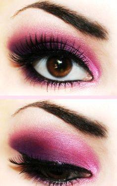 7 #Makeup Colors for Hazel Eyes ...