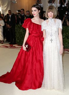 0d3ddada8811e 2018 Met Gala: See all the stars on the red carpet. Valentino GownsMet ...
