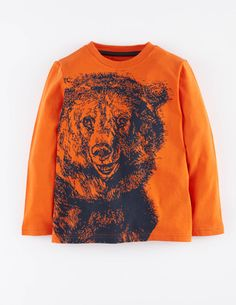 Animal Drawing T-shirt 21743 Graphic T-Shirts at Boden
