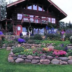 Homer, AK - I like the use of rocks and plants in the slopes. Alaska Tours, Homer Alaska, Alaska The Last Frontier, John Muir, Countries Of The World, Wilderness, Landscape Design, Places To Go, Outdoors