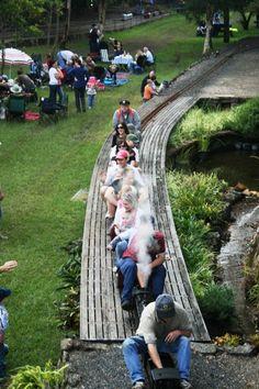 Wascoe Train Park Blaxland First Sunday Of The Month 2 Per Ride