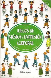 Corporal expression and music are fundamental aspects in children's education from a very early age. From the age of 6 on, these fields take on a special importance for the consolidating the knowledge of one's own body, rhythmic and expressive capabi. Gross Motor Activities, Music Activities, Physical Activities, Activities For Kids, Music Games, Music For Kids, Yoga For Kids, Body Percussion, Education English