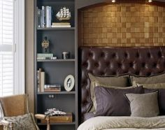 traditional bedroom by Siemasko + Verbridge. Teen boys bedroom