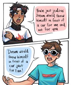 Techno, Youtubers, Dream Friends, Minecraft Fan Art, Just Dream, Dream Art, Dream Team, Really Funny, Funny Memes