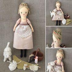 doll by Petit Moulin