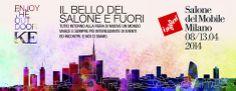 KE Italy è presente al Fuori Salone con due installazioni GENNIUS - a Livingooh, negli spazi di SuperStudio, in Via Tortona, vero epicentro degli avvenimenti Fuori Salone, e nello spazio outdoor della showroom Gessi, in via Manzoni, zona centrale e super frequentata.