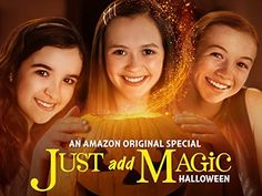 Just Add Magic Halloween Amazon Instant Video ~ Olivia Sanabia, https://smile.amazon.com/dp/B01LYM3K5Y/ref=cm_sw_r_pi_dp_LHNayb1A0SSX1