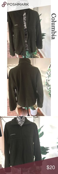 Columbia jacket Mildly used Columbia jacket.  No rips or stains. Size large. Non smoking home Columbia Jackets & Coats