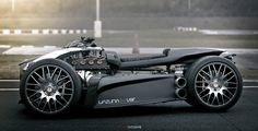 Wat krijg je als je een 3.0 V8 Ferrari motor koppelt aan een automatische versnellingsbak van de BMW M3 en vervolgens verpakt in quad achtig voertuig? De Lazareth Wazuma V8F. Een waanzinnig vet apparaat met een vermogen van tweehonderdvijftig pk op slechts zeshonderdvijftig kilogram. Exacte cijfers zijn er niet bekend maar reken maar van yes […]