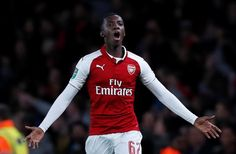 Arsenal Eddie Nketiah sets record after rescuing Arsenal in the Carabao Cup http://ift.tt/2z71ZMQ