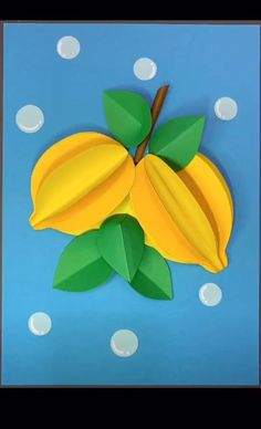 Use the card as a gift tag for a lemon treat or lemon-themed gift thats perfect for summer. 🌞🌞🌞 Hand Crafts For Kids, Fun Diy Crafts, Family Crafts, Diy Arts And Crafts, Kids Diy, Paper Towel Roll Crafts, Paper Crafts Origami, Paper Flower Art, Flower Crafts