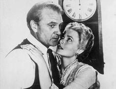 """Gary Cooper und Grace Kelly in dem Westernklassiker """"Zwölf Uhr mittags""""!"""