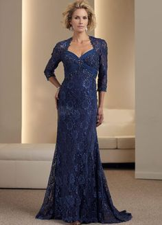 As the mother of the bride, or of the groom too for that matter, you will have many eyes on you at the wedding ceremony, and reception. Wearing a blue dress is a wise choice, especially if the color fits your skin's color. As the blue it  known as the coldest shade, it may work …