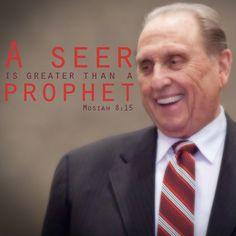 Thomas MonsonThomas Monson - Prophet of God and Current President ...