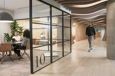 Yoox Net-A-Porter Tech Hub by Grimshaw, London – UK