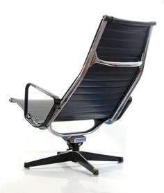 Eames Lounge Chair Original yellow herman miller eames cat s cradle lounge chair modern lounge