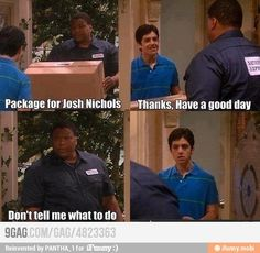 Miss this show.