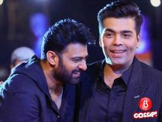 Ever since Baahubali series became a big success, Karan Johar wanted to launch his blue-eyed boy Prabhas in Bollywood. There were talks going on and plans were right for a big film. Source However, the things went kaput when Prabhas asked for a huge. Bollywood Updates, Bollywood News, Prabhas And Anushka, Rana Daggubati, Instant News, Prabhas Pics, Top Producer, Super Movie, Karan Johar