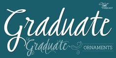 Graduate - Webfont & Desktop font « MyFonts
