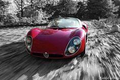 Alfa Stradale