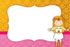 Montando a minha festa: She-Ra cute
