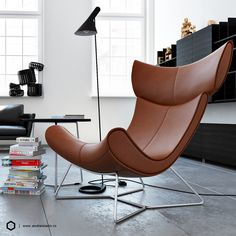 Following the BoConcept Design by Andrei Marin, via Behance #LoungeChair