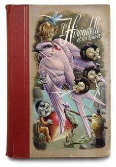 Hirondelle et les tenors.