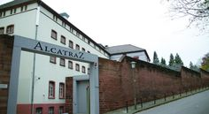 ALCATRAZ Hotel am Japanischen Garten Kaiserslautern This fascinating new hotel is a converted prison, offering both cell-style and conventional rooms. It is located near the Japanese Garden in the centre of Kaiserslautern, at the edge of the Pfälzer Wald forest.