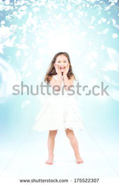 Spring Costume Little Girl Stock Photos, Spring Costume Little Girl Stock Photography, Spring Costume Little Girl Stock Images : Shutterstock.com