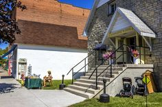 Gore Bay Community Hall by Mikell Herrick Manitoulin Island, Ontario, Beautiful Places, Canada, Community, Outdoor Decor