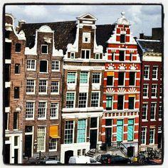 Amsterdam #houses