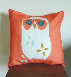 My Owl Barn: Owl Pillow