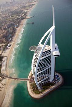 Burj AlArab , Dubai