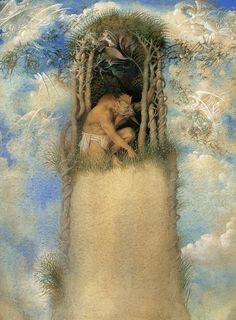 "Gennady Spirin | William Shakespeare's ""The Tempest"", Page 2"