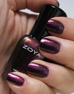 Zoya Gem nail polish, best purchase ever!