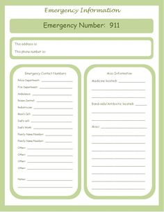A Sprinkle of This . . . .: Weekly Organizational Challenge #1 - Home Management Binder **FREE Printable**