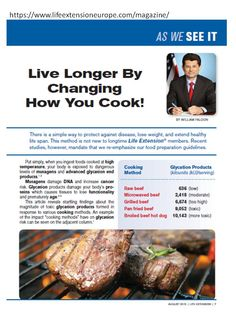 Life extension magazine - august 2015