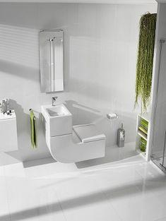Washbasin + Watercloset / hybryda umywalki z toaletą