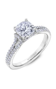 Shop Scott Kay M2563R515 Engagement rings | Bailey Banks & Biddle