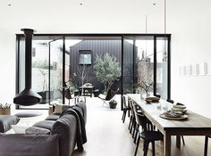 The Design Chaser: An Architect Duo's Charming Melbourne Home