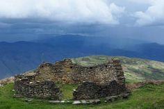 Ruinas de Kuelap, Peru