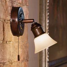 Lampa ścienna Elma