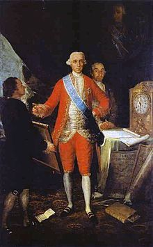José Moñino, 1st Count of Floridablanca - Wikipedia, the free encyclopedia