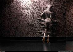The Wallpaper by Andrea Bertaccini