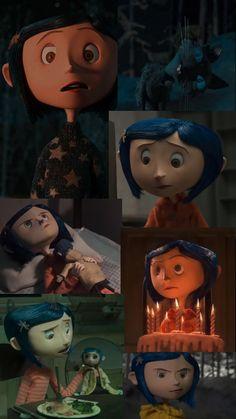 Coraline Movie, Coraline Art, Coraline Jones, Mood Wallpaper, Tumblr Wallpaper, Christmas Cartoons, Christmas Movies, Coraline Aesthetic, Arte Van Gogh