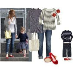 Mom Outfit Inspiration - Polyvore